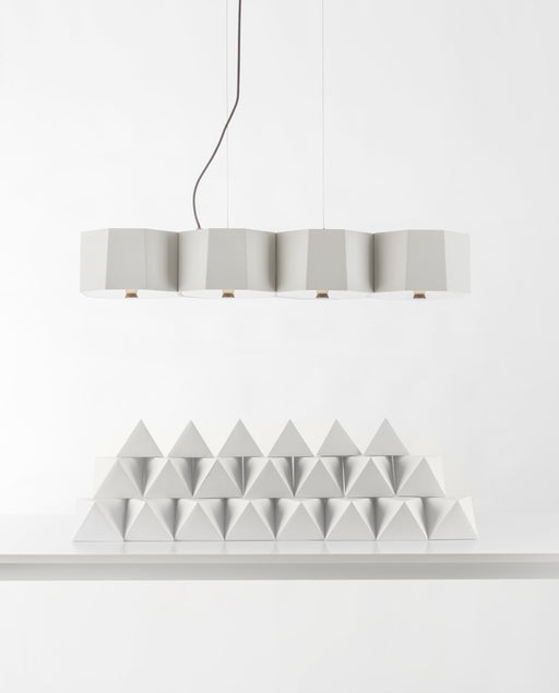 Zhe P4 Pendant Lamp by Seed Design