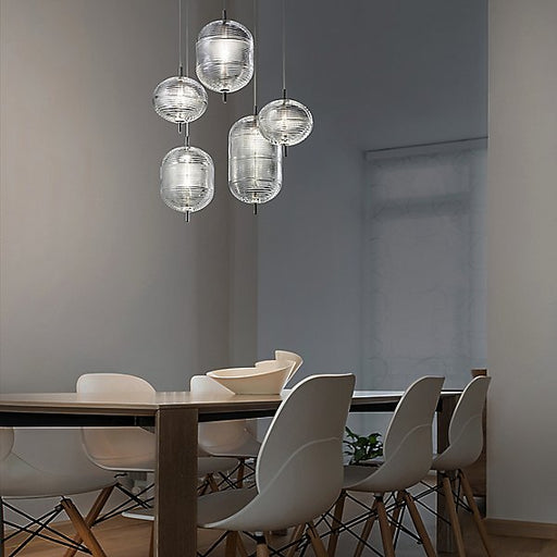 Jefferson LED Multi-Light Pendant Light by Studio Italia