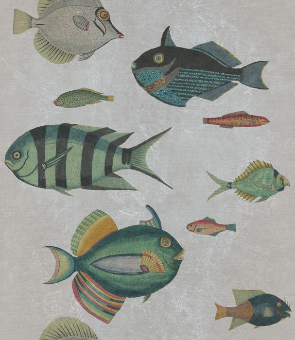 Poissons Wallpaper by Mindthegap