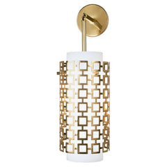 Jonathan Adler Parker Pendant Wall Sconce by Robert Abbey