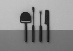 Pebble Cheese ustensils by Normann Copenhagen