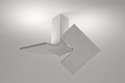 Puzzle Twist Ceiling light by Studio Italia
