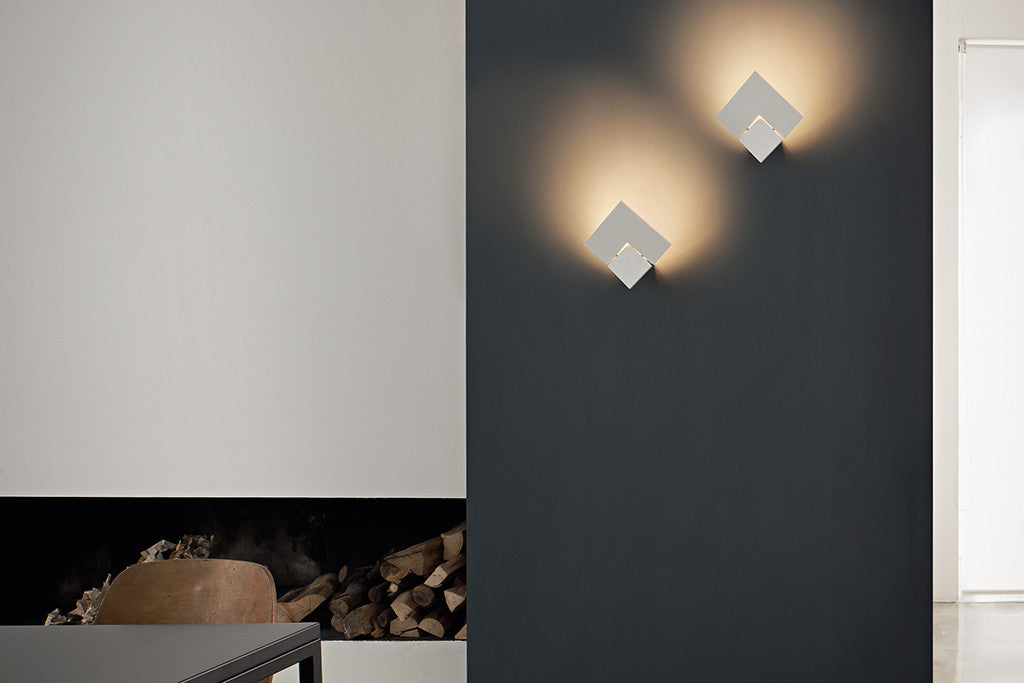 Puzzle Twist Wall light by Studio Italia