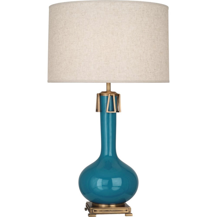 Athena Table Lamp by Robert Abbey