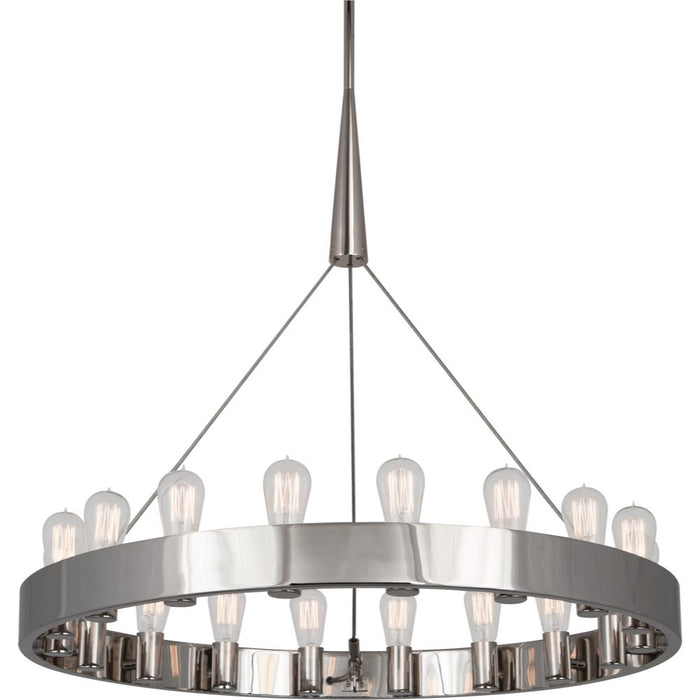 "Candelaria 35"" Chandelier by Robert Abbey"