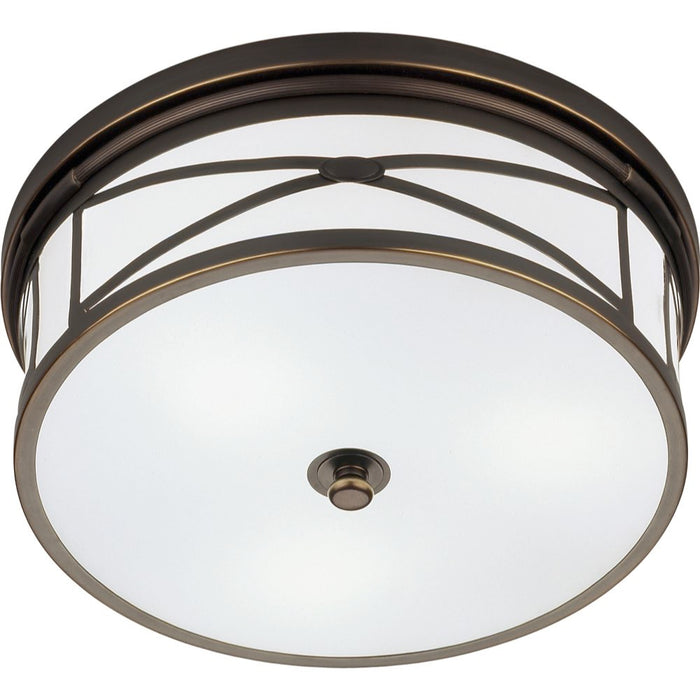 Chase Flush Mount Light by Robert Abbey