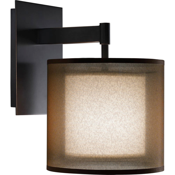 Saturnia Wall Sconce by Robert Abbey