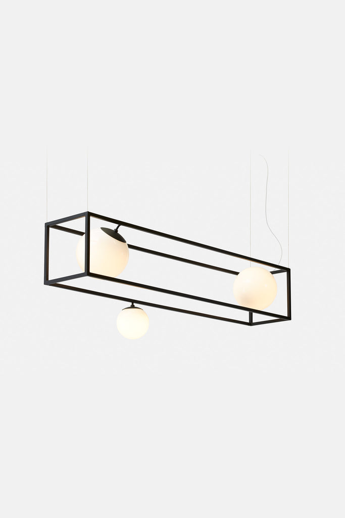 Witt 3 Light by David Rockwell for Rich Brilliant Willing