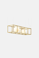 Witt 4 Light by David Rockwell for Rich Brilliant Willing