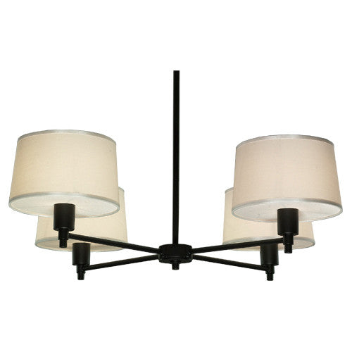 Robert Abbey Real Simple 4 Light Fixture
