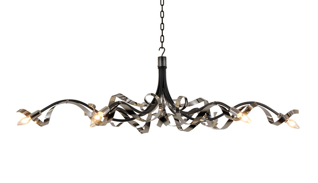 chandelier archipelago light oval