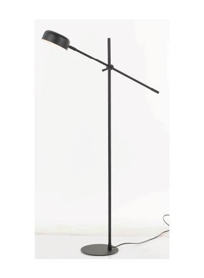 SLL122BK Floor Task Lamp by Luce Lumen