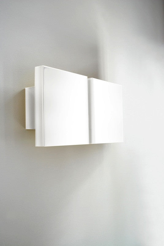 Square 2P Wall light by Axis71
