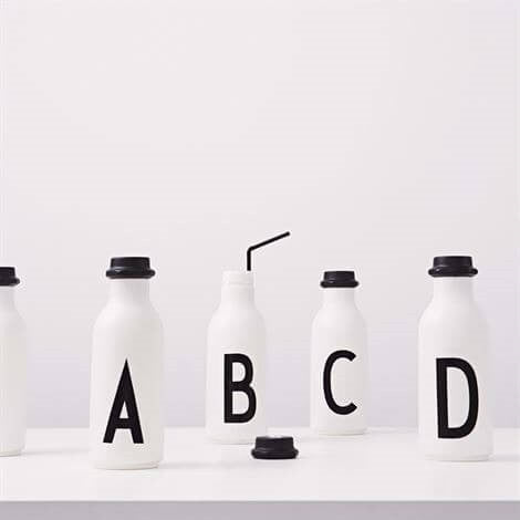 Personal Water Bottle (A-Z) by Design Letters