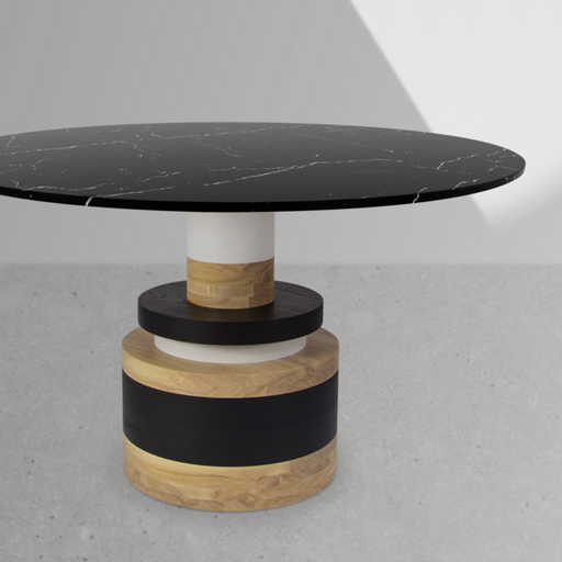 Sass Dining Table by Souda