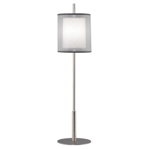 Saturnia Buffet Table Lamp by Robert Abbey