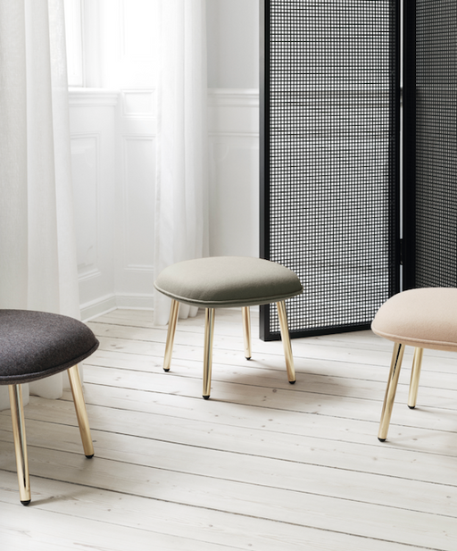 Ace Footstool by Normann Copenhagen