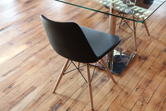 Eiffel MW/Wood Chair by Soho Concept