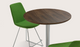 Eiffel Bar/Counter Wire Stool by Soho Concept