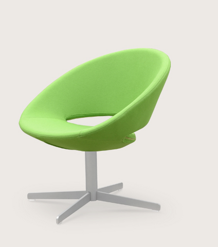 Crescent 4 Star Lounge Swivel Chair by Soho Concept
