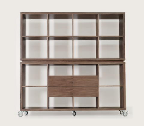Malta Bookcase by Soho Concept