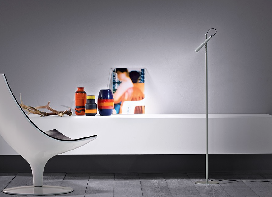 Magneto Floor Lamp by Foscarini