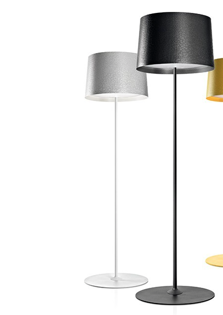 Foscarini Twiggy Lettura Reading Floor Lamp
