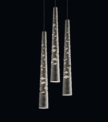 Tress Stilo Suspension by Foscarini