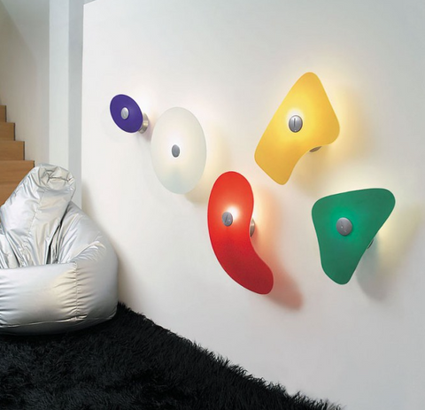 Bit Wall lights by Foscarini