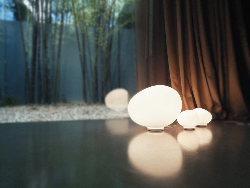 Gregg Table Lamp by Foscarini