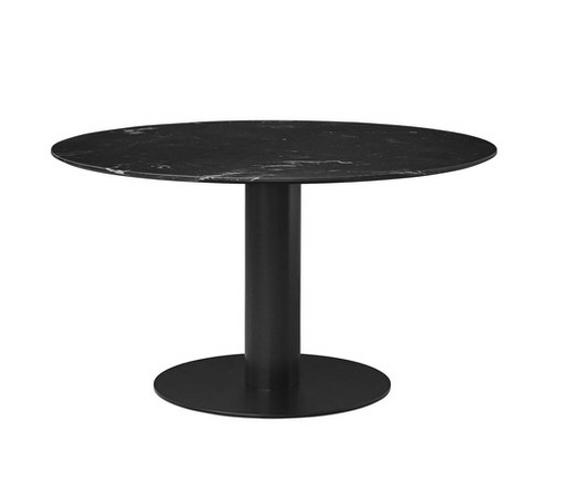 2.0 Round Dining Table 110cm by Gubi