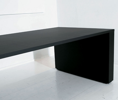 GOS3 Work/meeting table 100x200 cm by Gubi