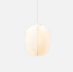 Mori Gourd Pendant Light by Rich Brilliant Willing