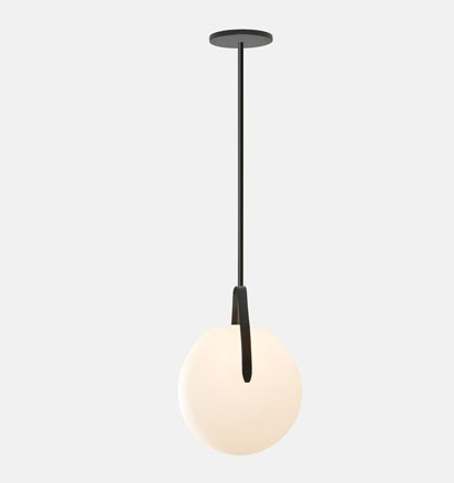 Gala Large Pendant Light by Rich Brilliant Willing
