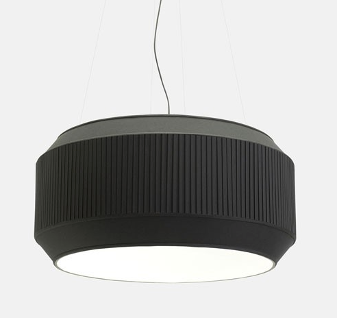Delta VII Pendant Light by Rich Brilliant Willing