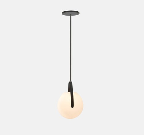 Gala Small Pendant Light by Rich Brilliant Willing
