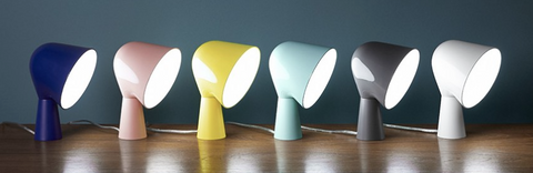 Foscarini Binic Table Lamp LED or FLUO