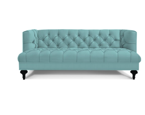 Baxter T-Arm 66' Loveseat by Jonathan Adler