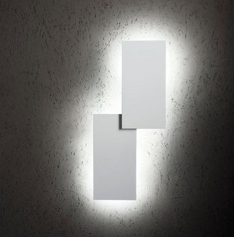 Puzzle Wall or Ceiling light by Studio Italia