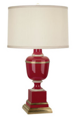 Annika Accent Lamp by Mary McDonald for Robert Abbey