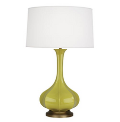 Pike Table Lamp by Robert Abbey