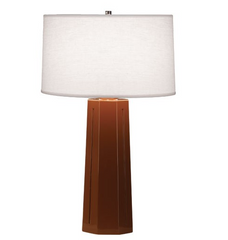 Mason Table Lamp by Robert Abbey