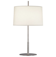 Echo Table Lamp by Robert Abbey