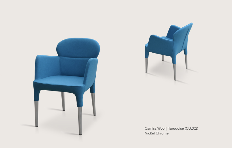 Rosa Arm Chair by Soho Concept