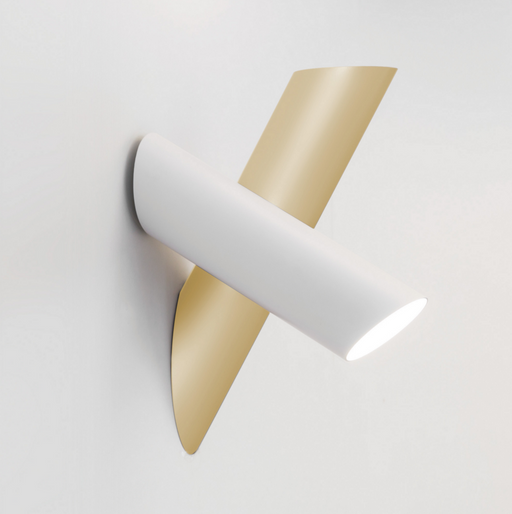 2Tubes wall light by Nemo Ark