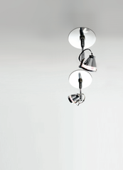 Palio GU4 ceiling light by Nemo Ark