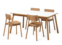 Dino 200 Dining Table by Zweed