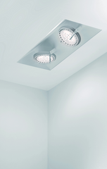 Roof Trimless ceiling light by Nemo Ark