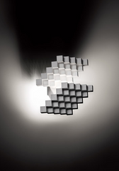 Cubismo Corta wall light by Cini&Nils