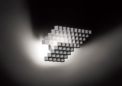 Cubismo Lunga wall light by Cini&Nils